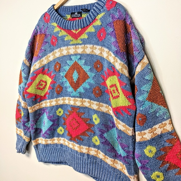 Structure Other - Structure Vintage Navajo Sweater